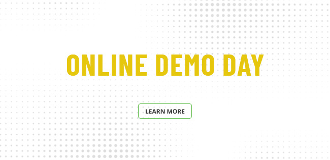 Online demo days