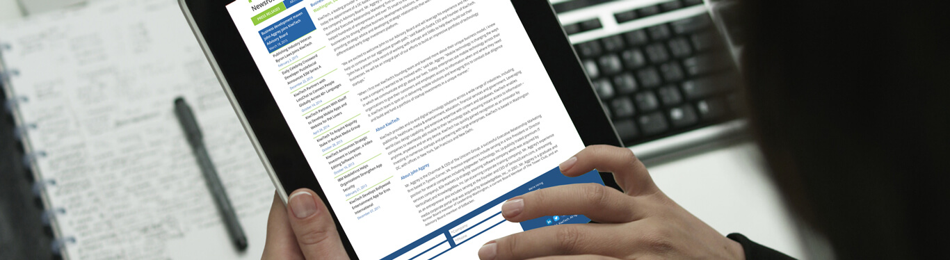 Newsroom - KiwiTech