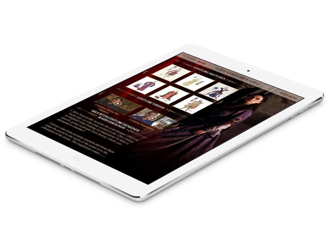 Book and Miniseries - KiwiTech