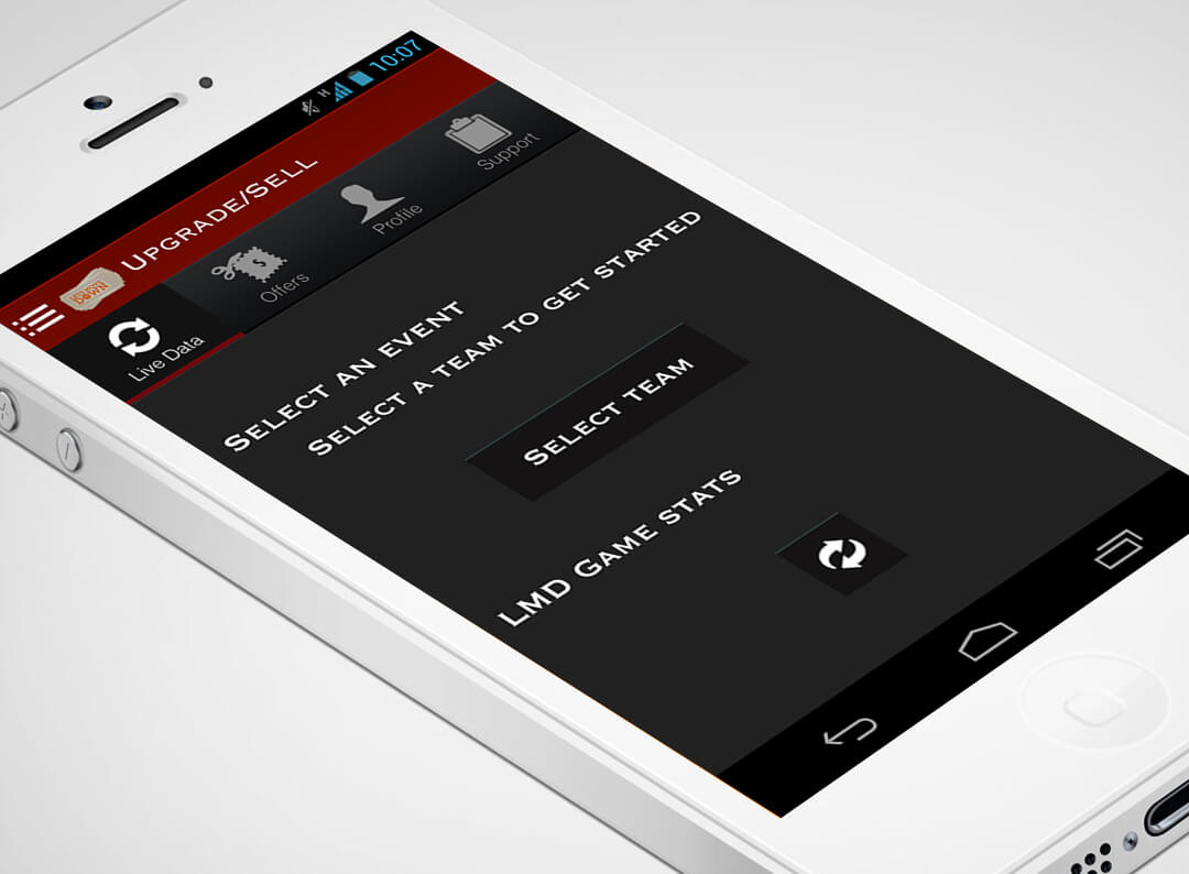 Mobile Ticket Management - KiwiTech