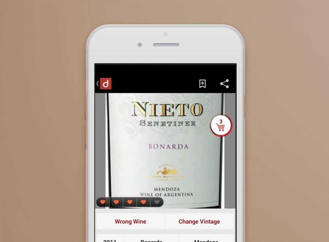 Wine mRetail - KiwiTech