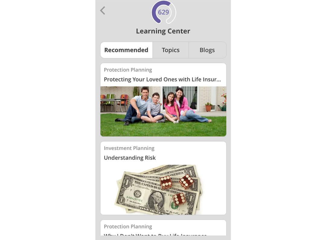Automated Financial Planning - KiwiTech