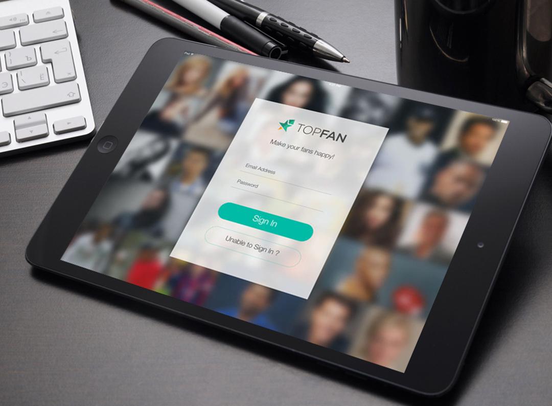 TopFan - KiwiTech