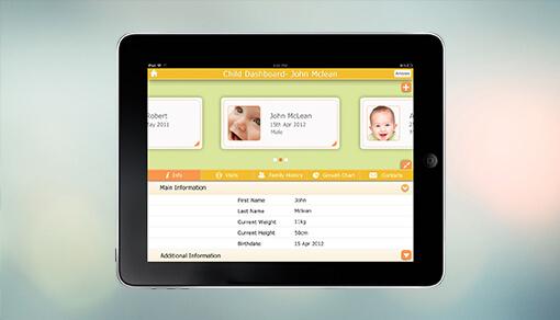 Child Health Tracker