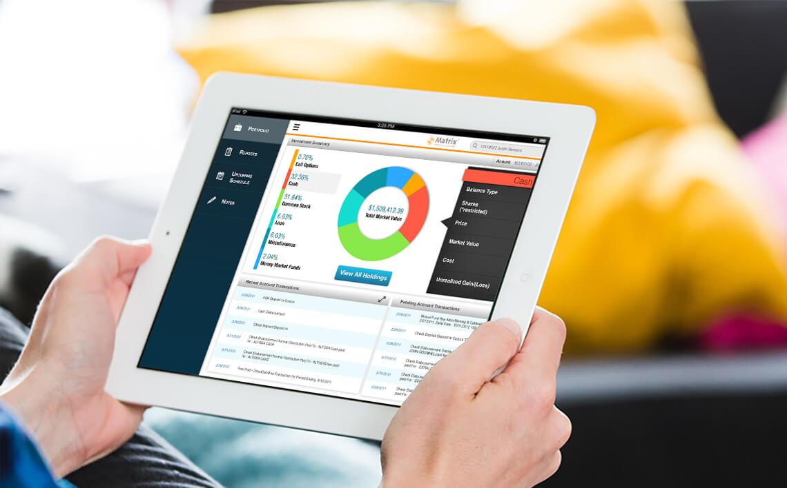 Portfolio/Asset Management App - KiwiTech